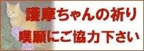 護摩ちゃんの祈り 嘆願にご協力下さい